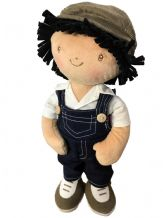 Personalised Boy Rag Doll - Joe